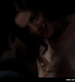 annehathaway topless nude movie 04