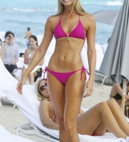 staceykeibler bikini outdoors blonde 12