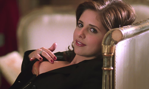 movie celebrity sarah michelle gellar